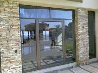 slidding aluminium doors,windows and office partitions fabricators