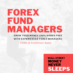 Start growing your money with a Forex Growth Fund, 100% hands free!
