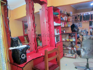 Unisex saloon on quick sale at 6 5m in kirinya along bukasa main road