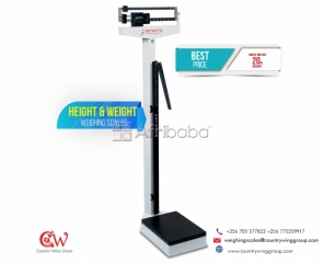 Affordable Mechanical Detecto Height Scales in Uganda