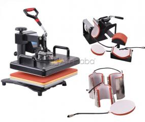 8in1 Tshirt Heatpress Machine