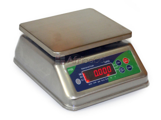 Portable table top electronic waterproof weighing scales