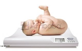 Shekel Baby Weighing Scales in Uganda