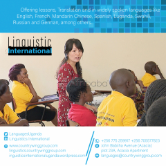 Educative Chinese Lessons in Kololo