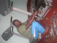 Home of engineers for gym equipments in uganda