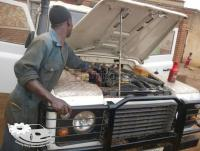Automobile Air Conditioner Repair and Gas Refilling in Uganda