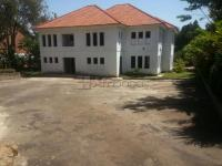 Mansion at Entebbe Municipality