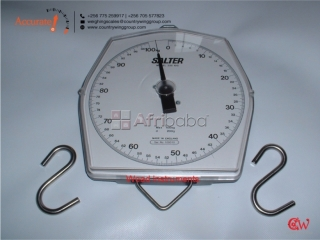 Affordable Salter Single Face Crane  Scales in Uganda
