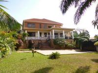 Mansion for rent at Ntinda