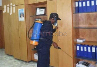 Spraying, Fumigation and Pest Control Services