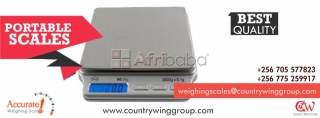 Efficient Pocket Weighing Scales in Uganda