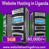 Website Hosting In Uganda