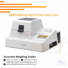 What is the cost of a Satorious moisture meter Analyzer in Kampala