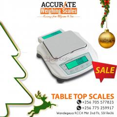 Where can I find table top weighing scales distributor in Wandegeya