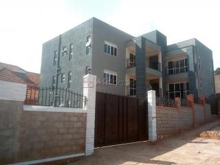 Brand new two self contained bed room apartment at 750000 in Kirinya.