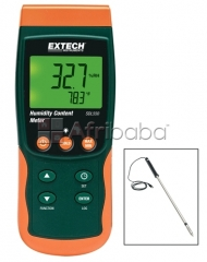 Accurate Digital Inductive Portable Paper Moisture Meter