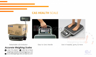 Which shop in Kampala supplies Cas Health Weighing Scales in Uganda