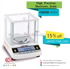 Accurate Weighing Scales was founded in January 2012. Since its launch