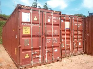20ft and 40ft containers on sale at 8m and 13m respectively in Kyambog