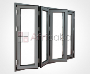 Folding Windows Fabrications Kampala(U)