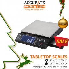 Where can I buy table top weighing scales in Kampala Uganda?