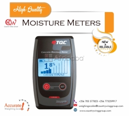 Affordable Digital Concrete Moisture Meter Scales in Uganda