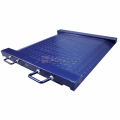 Weighing floor scales at Eagle Weighing systems Ltd Kampala