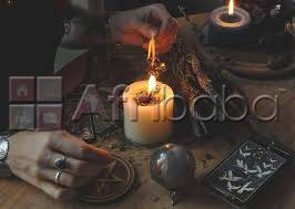 black magic ring and spells