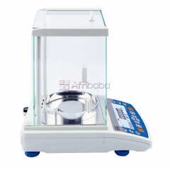 Efficient Analytical Balance Scales in Uganda