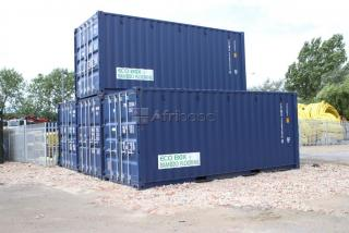 20ft used cargo containers on sale in Banda, Kampala at 8.5m. #1