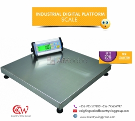 Affordable Digital Light Duty Floor Scales in Uganda