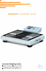 Wide Bathroom Platform Weighing Scales.