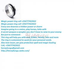 Magic ring,money spell and protection call