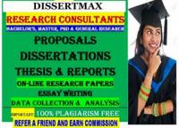 Max-Research Consults