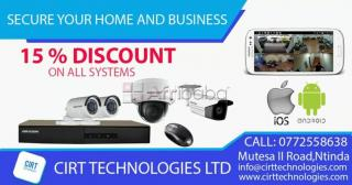 Affordable cctv camera installation