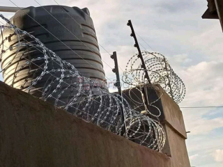 Razor wire and electrified fencing #1