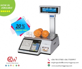 Affordable Bar code Printing Scales in Uganda