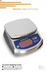 Rechargeable battery waterproof weighing scale on market