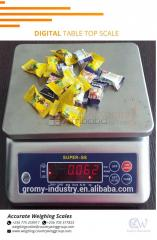 Waterproof  scale perfect for fish processing fields Kasenyi