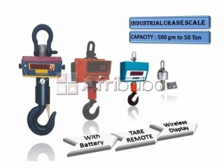 Industrial Crane Weighing Scales in Uganda