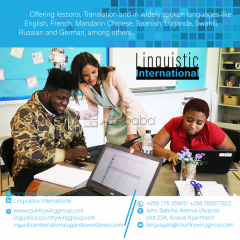 Affordable Linguistic Classes in Uganda