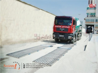 Approved Heavy Duty Fixed Axle Scales For sale in Uganda