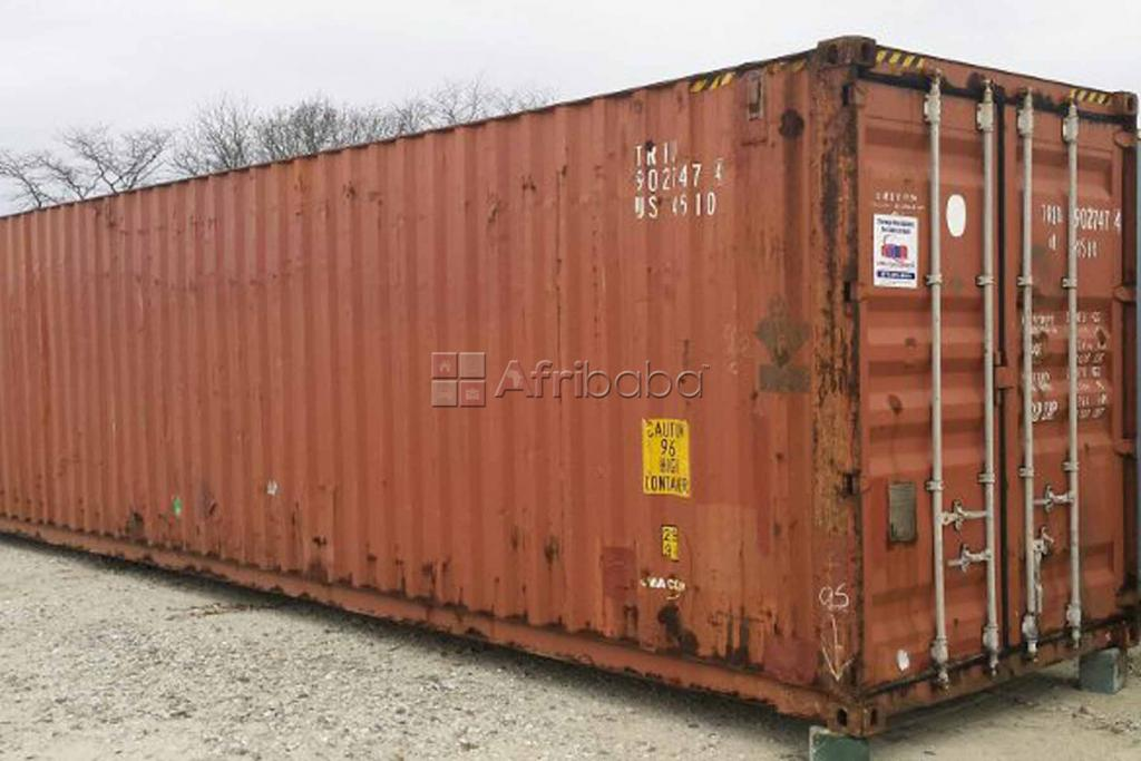 40FT Containers on sale in Kirinya, Bweyogerere at 13m #1