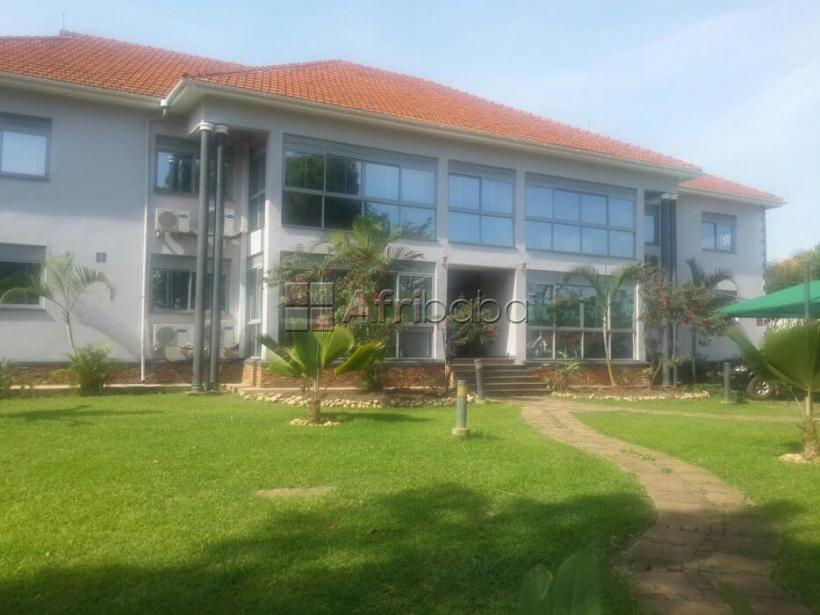 A block of 4 fully furnished apartments for sale in Naguru #1