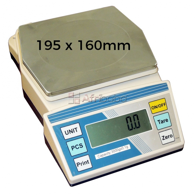 Electronic Table Top Weighing Scales in Uganda #1