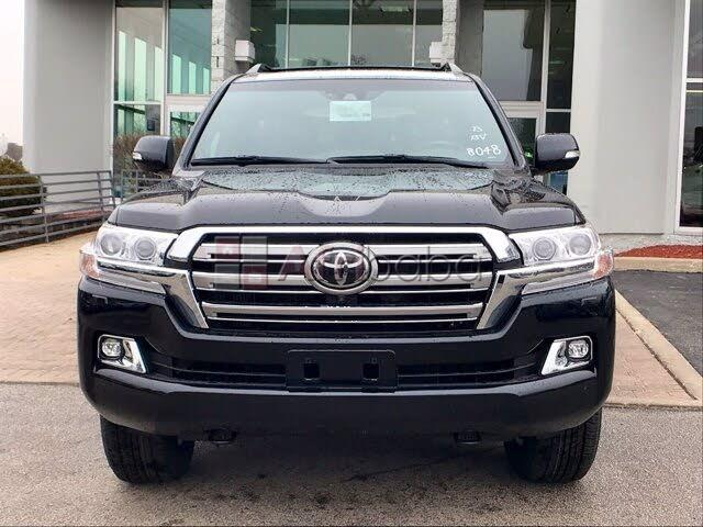 Fairly used 2019 toyota land cruiser  for sale #1