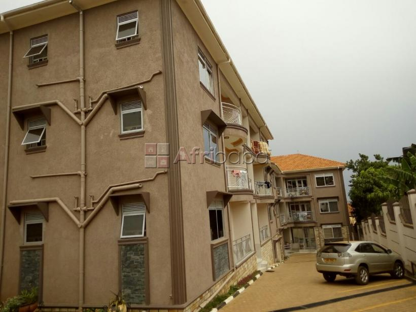 Fully furnished apartments in Muyenga #1