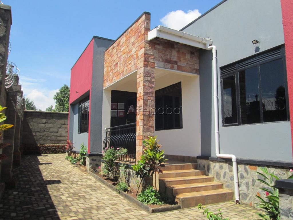 Two units of two bed rooms on sale at 300m seated  Bweyogerere. #1