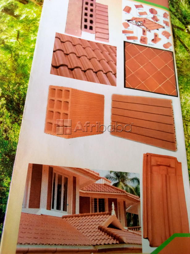 Roofing tiles #1