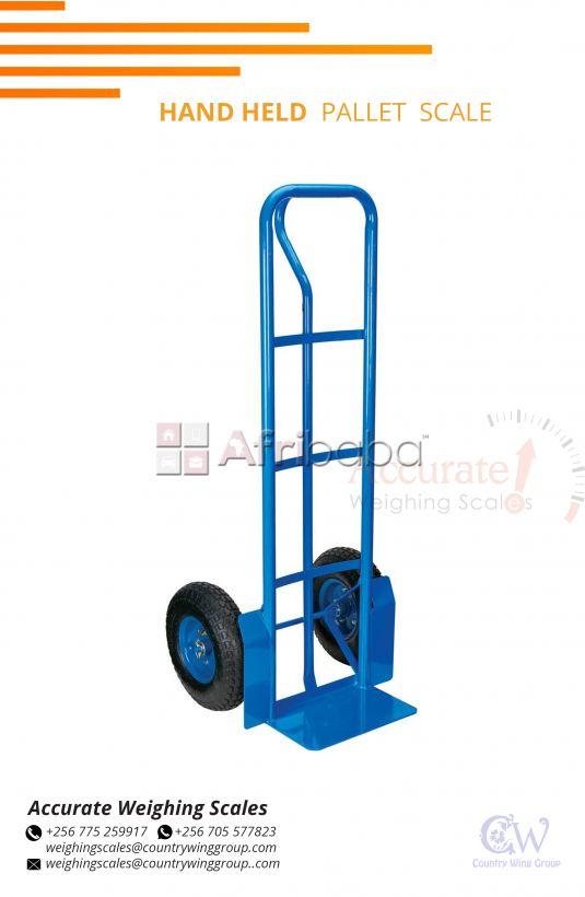 Box carrying Trolley weighing scales available for sale Wandegeya #1